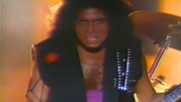 Kiss - Lick It Up - 1983 - Official Video - Full Hd 1080p