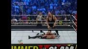 Big Show разгромява Straight Edge Society съвсем сам - Summerslam 2010