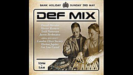 Def Mix Mos promo mix 2015