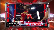 Kofi Kingston vs. Bo Dallas Raw, June 2, 2014