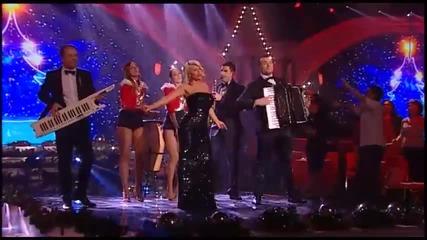 Dara Bubamara - Ja necu da ga vidim - GNV - (TV Grand 01.01.2015.)