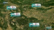 Прогноза за времето на NOVA NEWS (19.04.2021 - 14:00)