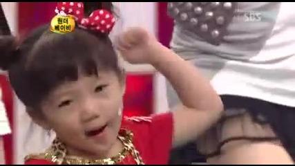 Това Дете Е Родено Само За Сцената - Малка Сладурка С Голямото Шоу