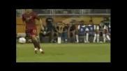 C. Ronaldo Trick
