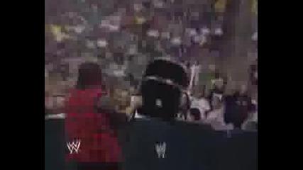 [cutting Edge] Edge Говори С Mick Foley