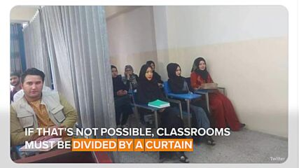 Here is how Afghanistan's new study year is going to look
