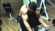 Упражнения за бързо качване на бицепс