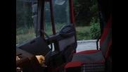 Iveco Eurostar интериор