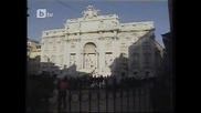 Половин милион евро хвърлено във фонтан