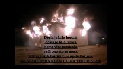 Beogradski Sindikat - Kosovo je Srbija (serbian Rap) 2010 new