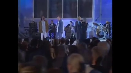 Kemal Monteno, Fazla, Tifa, Emir - Stari - (LIVE) - (Skenderija 2003) - (FTV)