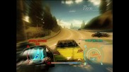 Need For Speed Undercover гонка с ченгетата...