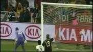 Mesut Ozil - Amazing Goal Against Ghana