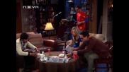 The Big Bang Theory - Season 3, Episode 10 bg audio