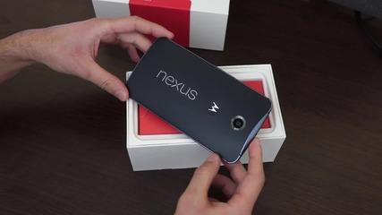 Motorola Nexus 6 - разопаковане и първи впечатления - видео на smartphone.bg