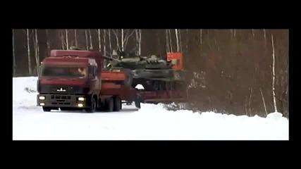 Мазы танков не боятся