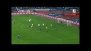България 0 - 1 Хърватска ( квалификация европейско първенство 2016 ) ( 10.10.2014 )