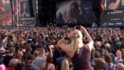 Disturbed - The Sound of Silence [ Live at Rock Am Ring 2016 ]