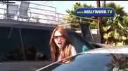 Miley Cyrus Asks Wheres My Milkshake
