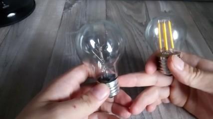 Едисонова Енергоспестяваща Класическа Led Крушка