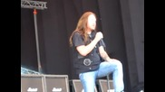 Hammerfall - One More Time - Live