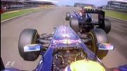 Най - доброто от Гран При на Великобритания Формула 1 Сезон 2011
