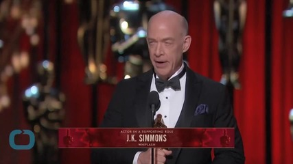 J.K. Simmons Reveals Where He Keeps His Oscar