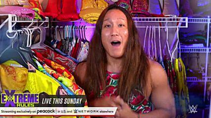Inside the life of Ikemen Jiro: WWE NXT 2.0, Sept. 21, 2021