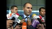 Цветанов: Взети са мерки за гарантиране на сигурността на Алексей Петров