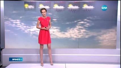 Прогноза за времето (03.06.2015 - обедна)