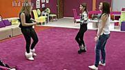 Final de petrecere- Cristiana danseaza