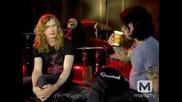 Dave Mustaine (Megadeth) Interviewed By Dave Navarro Part 1
