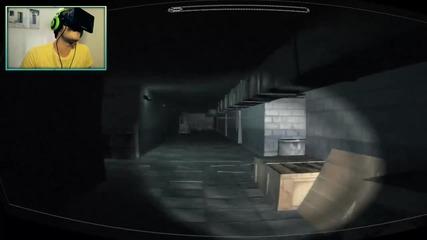 Holy Sh T! - Slender w Oculus Rift