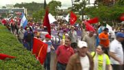 Honduras: Thousands rally against alleged electoral fraud in Honduran capital