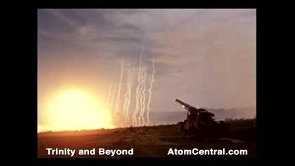 Тест На Атомна Бомба