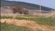 Стадо крави в село Горна Диканя