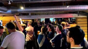 Australia: Scottish fans fill Sydney bar with song as team takes on Czech Republic at Euros