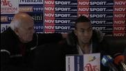 Абел Анисе: Предпочитам да съм нападател, но слушам Стойчо Младенов