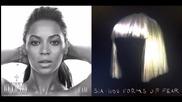 Halo Meets Gasoline - Beyoncé vs. Sia