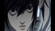 Death Note - 11 { Bg Subs } Високо качество