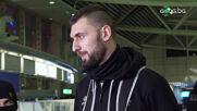 Соколов: Голям плюс за националния отбор е, че момчетата израстват