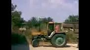 Возя Се В Трактор