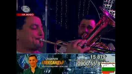 Music Idol 3 Александър Месечина