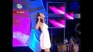 Music Idol 2 - 31.03.08г. - Невероятното Изпълнение на Шанел Еркин High Quality