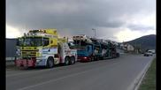 Пътна помощ Автокомплекс Димитров - аварирали тежкотоварни автомобили част 2