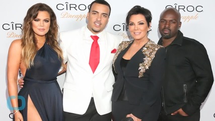Khloe Kardashian and French Montana Hot and Heavy in Miami