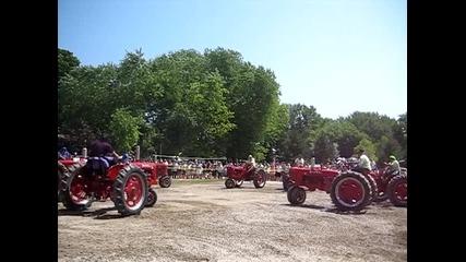 Танц с трактори