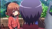Ore no Nounai Sentakushi ga, Gakuen Lovecome o Zenryoku de Jama Shiteiru Episode 3 Eng Subs