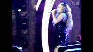 Mariah Carey Dreamlover (high Quality) @ Barretos Brazil 22 08 2010