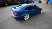 Laguna Seca Blue M3 Stancenation